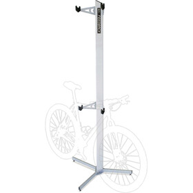 Feedback Sports Velo Cache Bike Stand for 2 Bicycles, silver